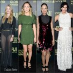 HFPA And InStyle Celebrate The 2016 Golden Globe Award Season