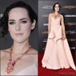 Jena Malone In Gauri & Nainika AT  'The Hunger Games: Mockingjay – Part 2' LA Premiere
