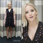 Jennifer Lawrence at 'The Hunger Games: Mockingjay Part 2 Berlin  Press Conference