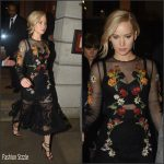 Jennifer Lawrence  attends  Tim Palen's Book Launch in London