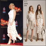 Jennifer Lawrence  in A.L.C. – The Hunger Games Imprint Ceremony in Hollywood