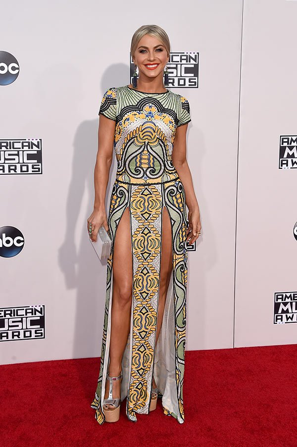 julianne-hough-amas-best-dressed-american-music-awards-2015