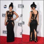 Karrueche Tran in AL- Jasmi – 2015 American Music Awards