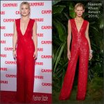 Kate Hudson In Naeem Khan At Campari Calendar 2016 Launch