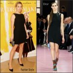 Kate Winslet in Christian Dior – 'The Dressmaker' London Screening