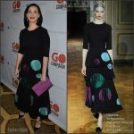 Katy Perry In Ulyana Sergeenko –  8th Annual GO Campaign Gala  In Beverly Hills
