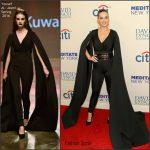 Katy Perry In Yousef Al-Jasmi – David Lynch Foundation Benefit Concert