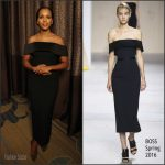 Kerry Washington In BOSS  At ACLU SoCal Hosts 2015 Bill Of Rights Dinner