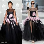 Kerry Washington In  Giambattista Valli Couture Baby2Baby Gala