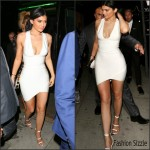 Kylie Jenner  In House Of CB – Justin Bieber's 2015 AMAs Afterparty