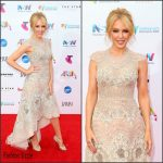 Kylie Minogue In J'Aton Couture  At  2015 ARIA Awards