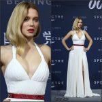 Lea Seydoux In Prada  At  'Spectre' Beijing Premiere