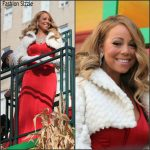 Mariah Carey  attends – 89th Annual Macy's Thanksgiving Day Parade in NY