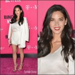 Olivia Munn  in Genny – T-Mobile Un-carrier X Launch Celebration