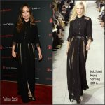 Olivia Wilde In Michael Kors – 3rd Annual Save The Children Illumination Gala