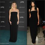 Reese Witherspoon In Brandon Maxwell  At  LACMA 2015 Art+Film Gala