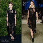 Rooney Mara In Givenchy At  The Museum of Modern Art's 8th Annual Film Benefit Honoring Cate Blanchett