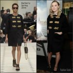 Saoirse Ronan  in Burberry at the 'Brooklyn' New York Premiere
