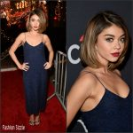 Sarah Hyland In Houghton – The Grove Christmas With Seth MacFarlane
