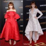 Stef Dawson   –  Hunger Games Mockingjay -Part 2  NY & LA Premiere