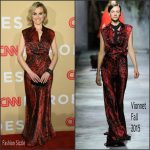 Taylor Schilling in Vionnet – 2015 CNN Heroes: An All-Star Tribute