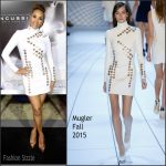 Vivica A. Fox In Mugler –  At 'Concussion' LA Screening