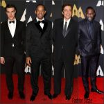 2015 Governor Awards Redcarpet Menswear