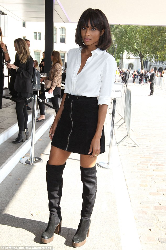 Ciara+Boots+Over+Knee+Boots