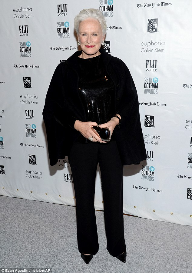 glenn-close-25th-annual-gotham-independent-film-awards