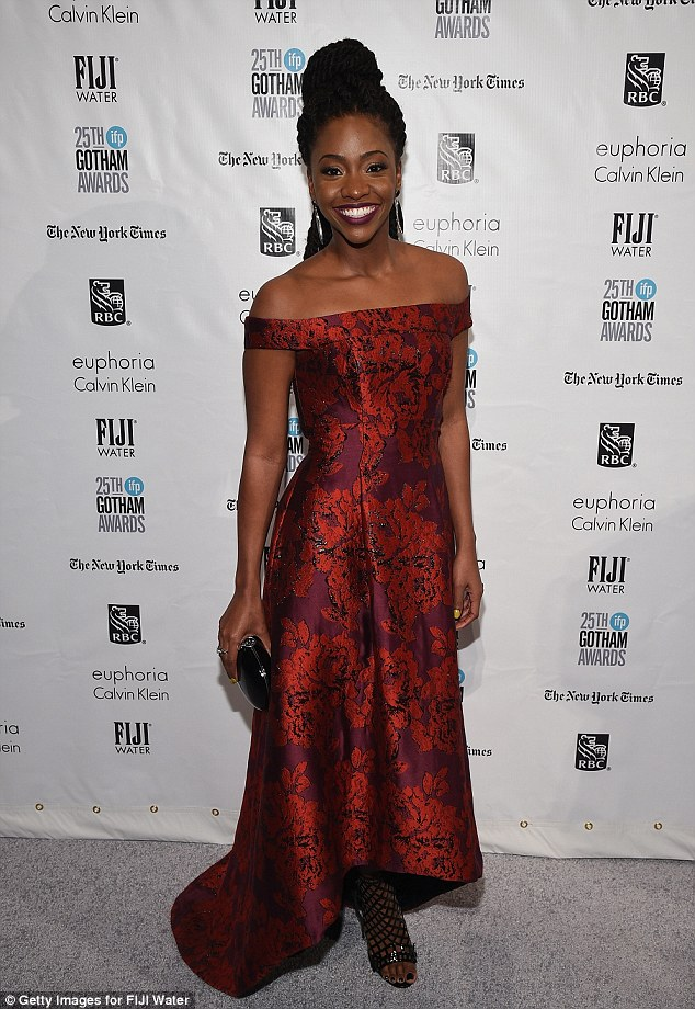 Teyonah- Parris-25th-annual-gotham-independent-film-awards