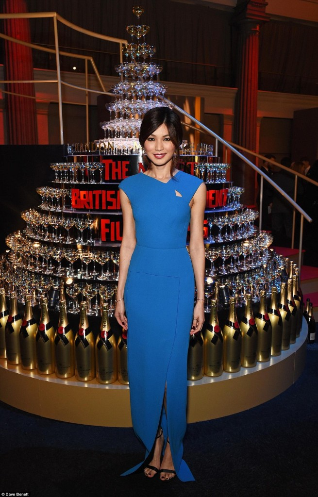 Gemma -Chan-2015- British -Independent -Film -Awards