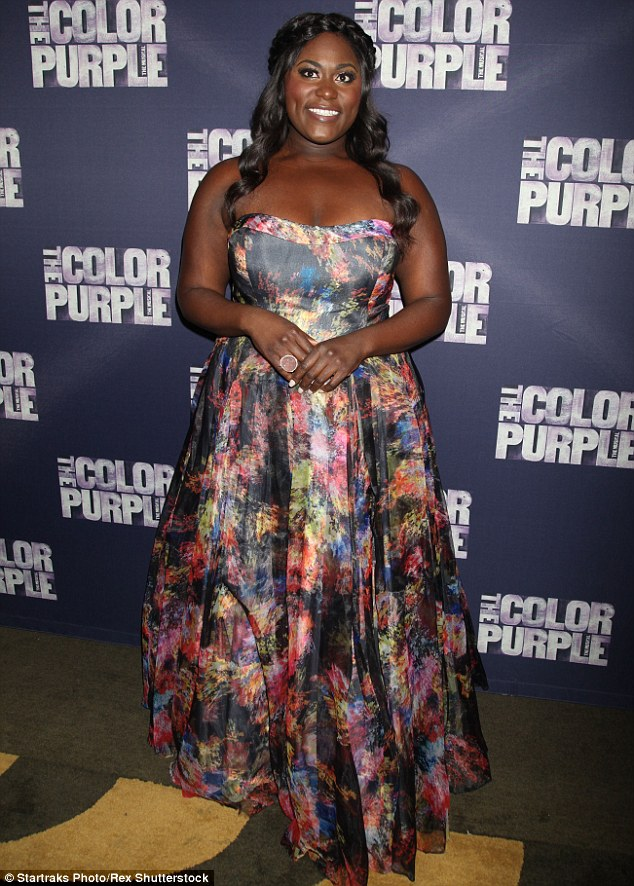 Danielle- Brooks-Color-Purple-Broadway-Opening