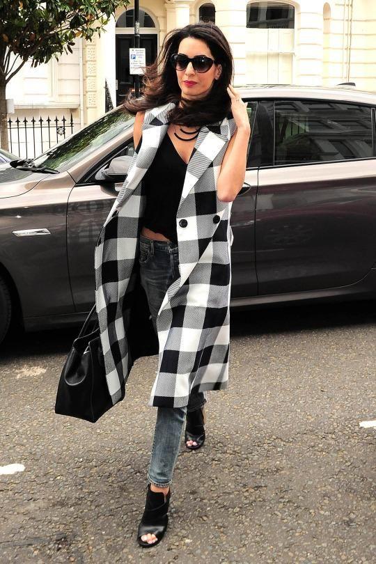 amal-clooney-sleeveless coat