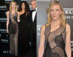 Cate Blanchett In Stella McCartney  AT  2016 Pirelli Calendar Cocktail Reception & Gala Dinner