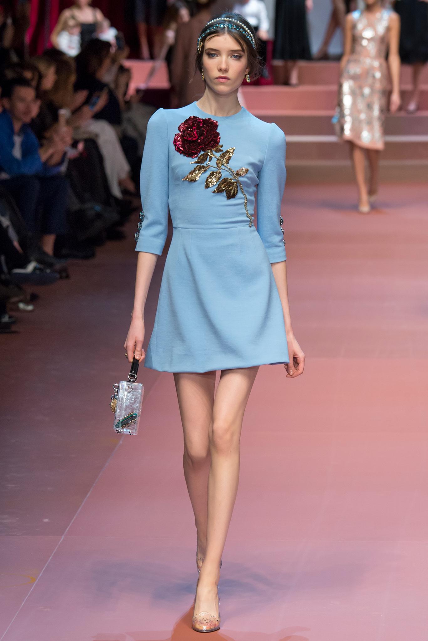 Dolce - Gabbana -fall-2015