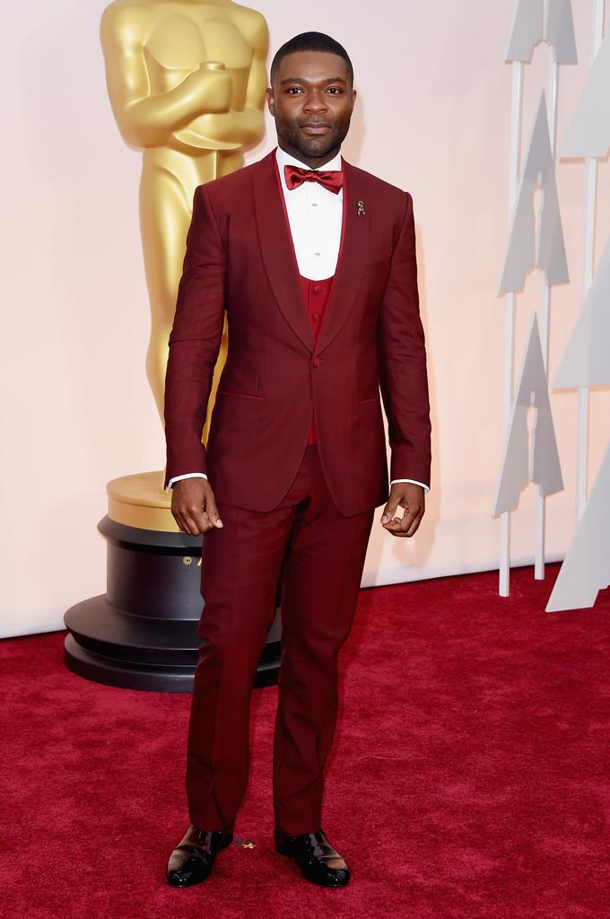 David-Oyelowo-2015 -Vanity -Fair Oscar- Party -Hosted- By- Graydon- Carter