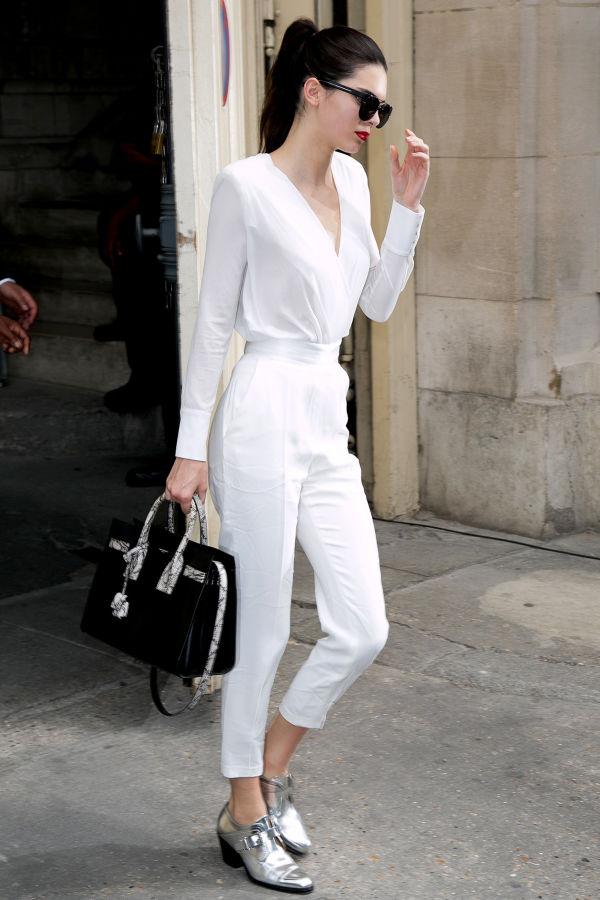 Chanel : Outside Arrivals - Paris Fashion Week - Haute Fall/Winter 2015/2016