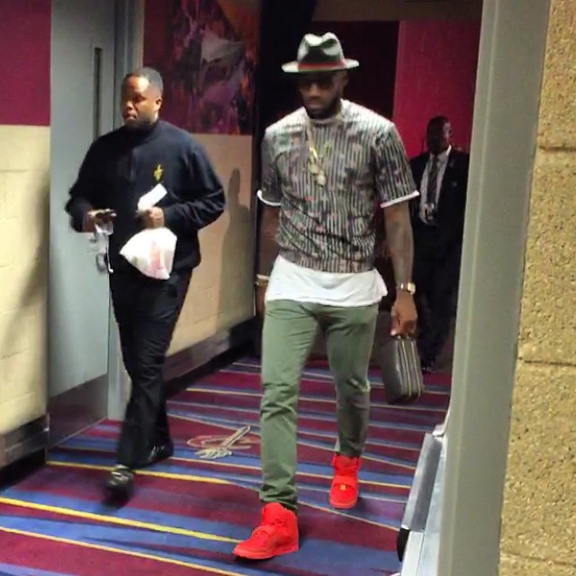 LeBron-James-Wore-Red-October-Yeezys-to-Game-3-1