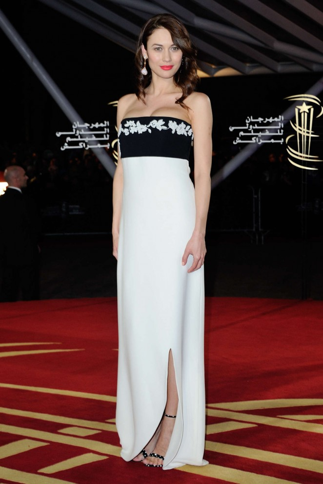 Olga-Kurylenko---2015-Marrakech-International-Film-Festival-Opening-Ceremony--09-662x993