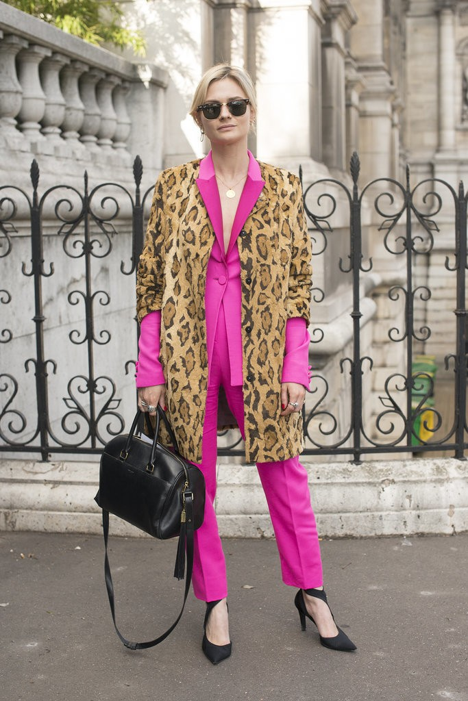 Paris Fashion Week- Street -Style- Fall -2015- fashionsizzler-of-the-day