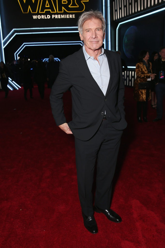 Pictured-Harrison-Ford-star-wars-the-force-awakens-la-premiere-redcarpet