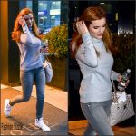 Bella Thorne  – Out in New York City, 12/16/2015