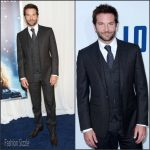Bradley Cooper In Thom Sweeney -'Joy' New York Premiere