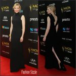 Cate Blanchett In Giorgio Armani At 2015 AACTA Awards