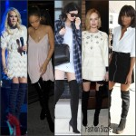 Celebrities rocking Over The Knee Boots