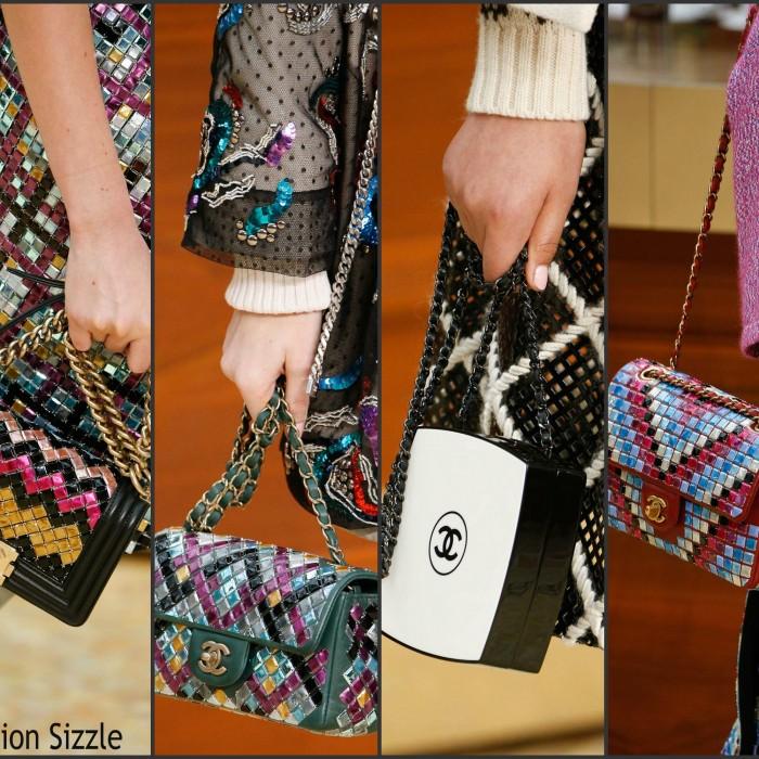 Chanel Fall 2015 - Accessories