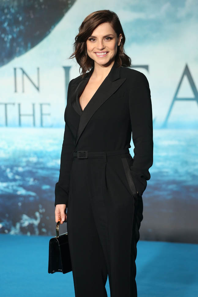charlotte -riley-In-The-Heart-Of-The-Sea-UK-Premiere-