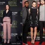 Daisy Ridley In Christian Dior & Giambattista Valli Couture – 'Star Wars: The Force Awakens' Seoul Press Conference & Fan Event