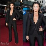 Demi Lovato  In Tom Ford – 2015 Billboard Women in Music Event in New York