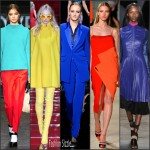 Fall Trends 2015-2016 – Bold Colors